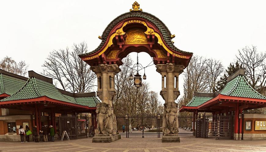 باغ وحش برلین - رزرواسیون آنلاین هتل و تور آژانس مسافرتی مهرگل