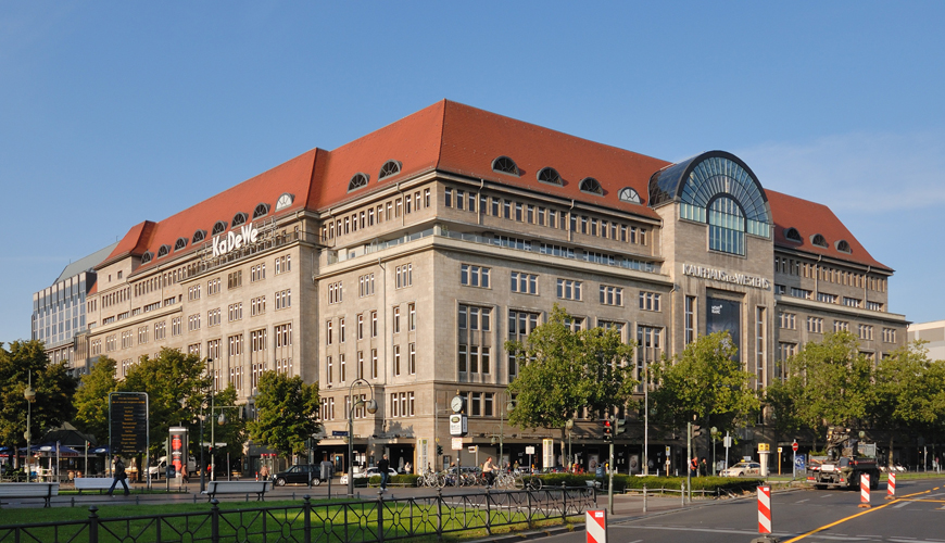 kaDeWe برلین