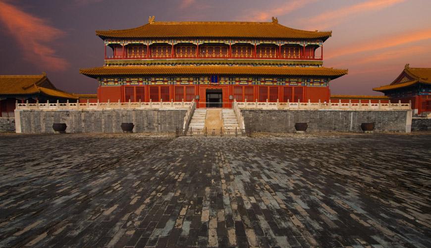 شهر ممنوعه پکن
