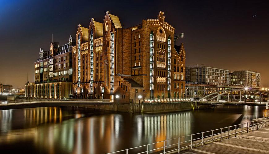 International Maritime Museum هامبورگ